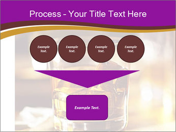 Cocktail glass PowerPoint Template - Slide 93