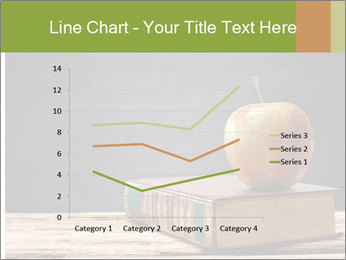 Apple and book PowerPoint Templates - Slide 54