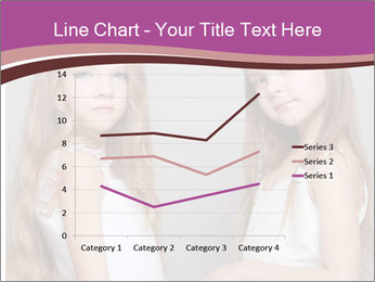 Little girls PowerPoint Template - Slide 54