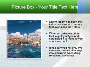 Adriatic islands PowerPoint Templates - Slide 13