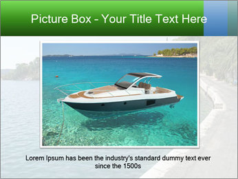 Adriatic islands PowerPoint Templates - Slide 16