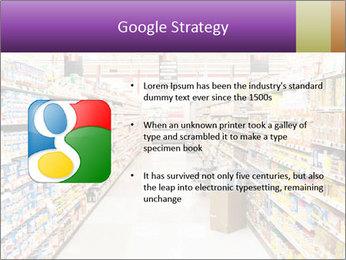 International supermarket PowerPoint Template - Slide 10
