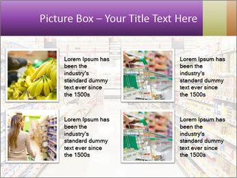 International supermarket PowerPoint Template - Slide 14
