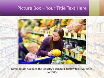 International supermarket PowerPoint Template - Slide 15