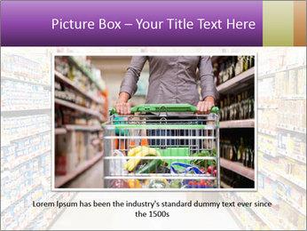 International supermarket PowerPoint Template - Slide 16