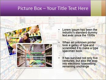 International supermarket PowerPoint Template - Slide 20