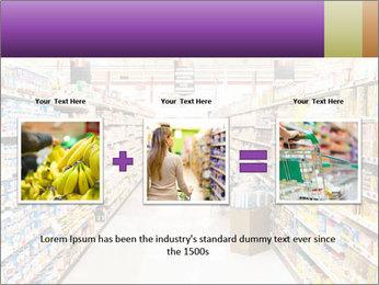 International supermarket PowerPoint Template - Slide 22