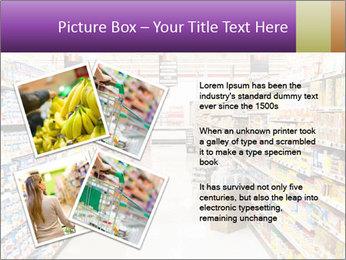 International supermarket PowerPoint Template - Slide 23