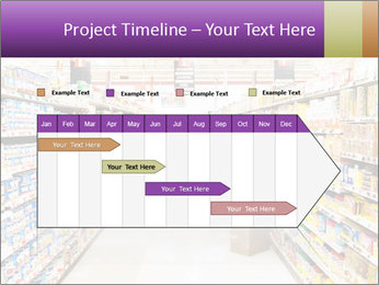 International supermarket PowerPoint Template - Slide 25