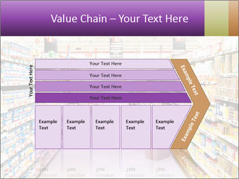 International supermarket PowerPoint Template - Slide 27