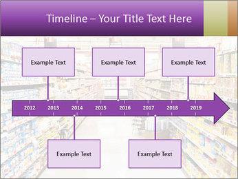 International supermarket PowerPoint Template - Slide 28