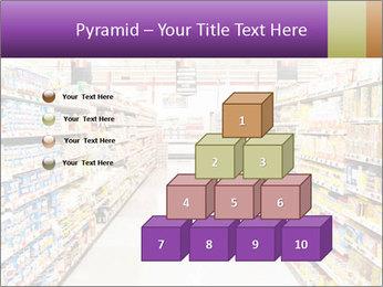 International supermarket PowerPoint Template - Slide 31