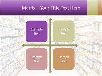 International supermarket PowerPoint Template - Slide 37