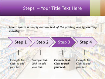 International supermarket PowerPoint Template - Slide 4