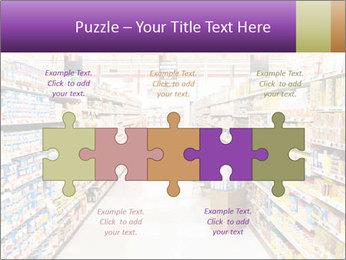 International supermarket PowerPoint Template - Slide 41