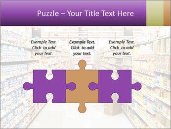 International supermarket PowerPoint Template - Slide 42
