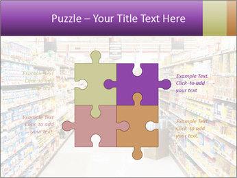 International supermarket PowerPoint Template - Slide 43