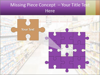 International supermarket PowerPoint Template - Slide 45