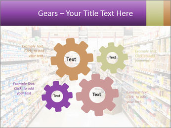 International supermarket PowerPoint Template - Slide 47