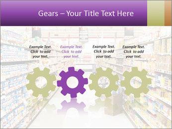 International supermarket PowerPoint Template - Slide 48