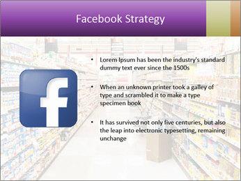 International supermarket PowerPoint Template - Slide 6