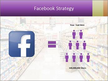 International supermarket PowerPoint Template - Slide 7