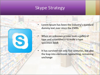 International supermarket PowerPoint Template - Slide 8