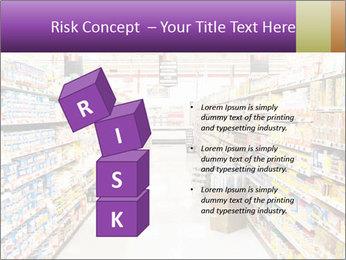 International supermarket PowerPoint Template - Slide 81