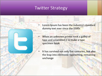 International supermarket PowerPoint Template - Slide 9