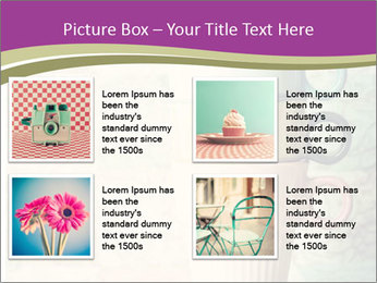 Vintage cups PowerPoint Templates - Slide 14