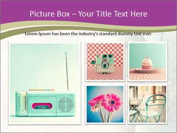 Vintage cups PowerPoint Templates - Slide 19