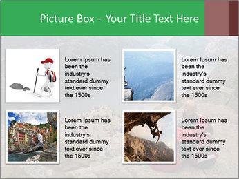 Preikestolen rock PowerPoint Template - Slide 14