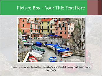 Preikestolen rock PowerPoint Template - Slide 16