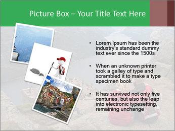 Preikestolen rock PowerPoint Template - Slide 17