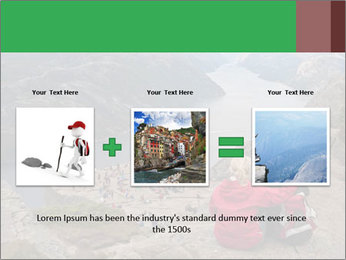 Preikestolen rock PowerPoint Templates - Slide 22