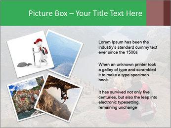 Preikestolen rock PowerPoint Template - Slide 23