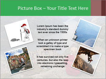 Preikestolen rock PowerPoint Template - Slide 24