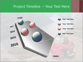 Preikestolen rock PowerPoint Template - Slide 26
