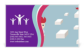 0000087491 Business Card Template