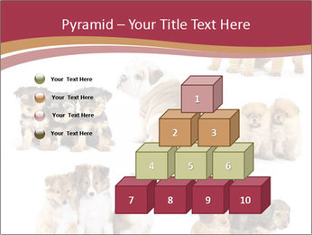 Group of Puppies PowerPoint Templates - Slide 31