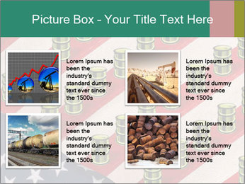 Oil Production PowerPoint Template - Slide 14