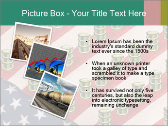 Oil Production PowerPoint Template - Slide 17