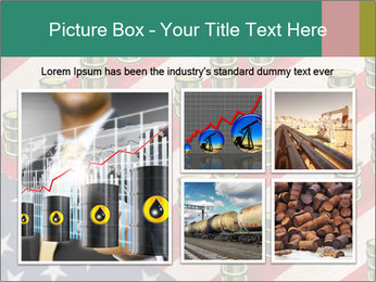 Oil Production PowerPoint Template - Slide 19