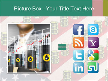 Oil Production PowerPoint Template - Slide 21