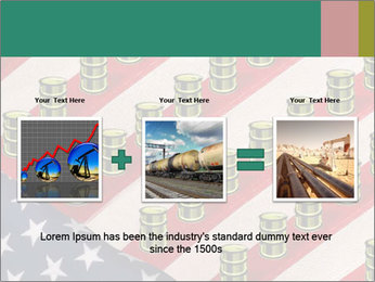 Oil Production PowerPoint Template - Slide 22