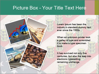 Oil Production PowerPoint Template - Slide 23