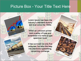 Oil Production PowerPoint Template - Slide 24