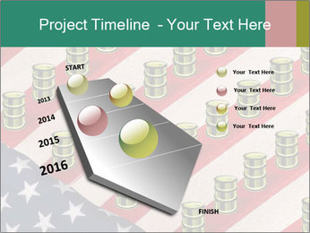 Oil Production PowerPoint Template - Slide 26