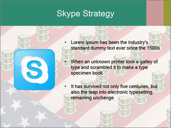 Oil Production PowerPoint Template - Slide 8