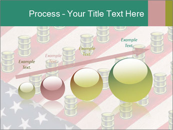 Oil Production PowerPoint Template - Slide 87